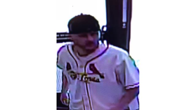 Police look for donation box thief