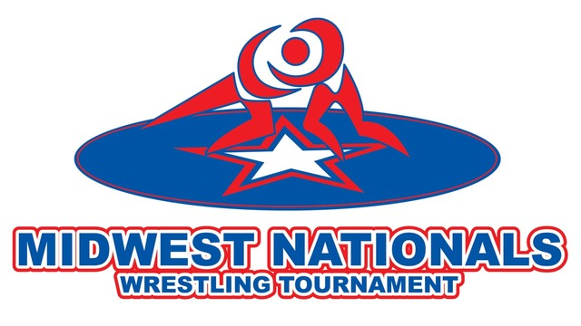 Midwest Nationals Wrestling Tournament taking place in Twin Cities