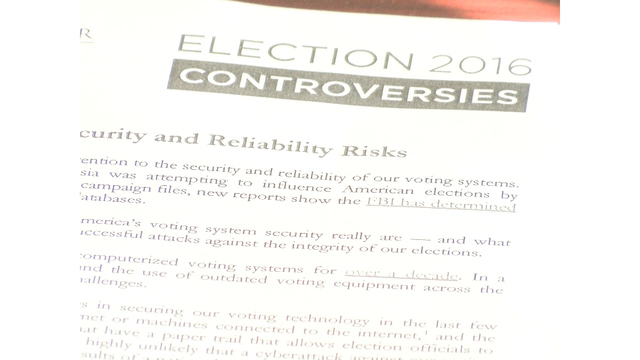 BDPA says do not be afraid when voting