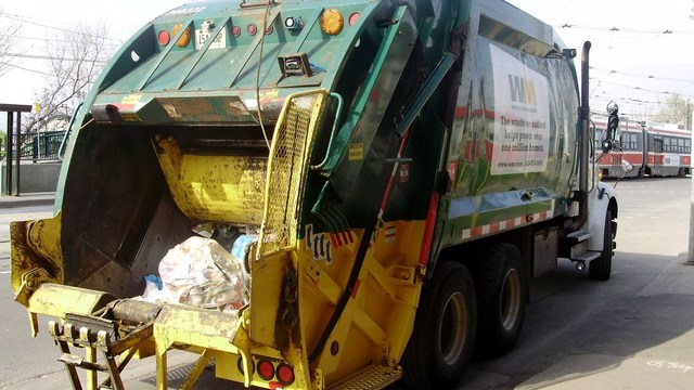 Clean-up days give residents a chance to dispose of bulk waste