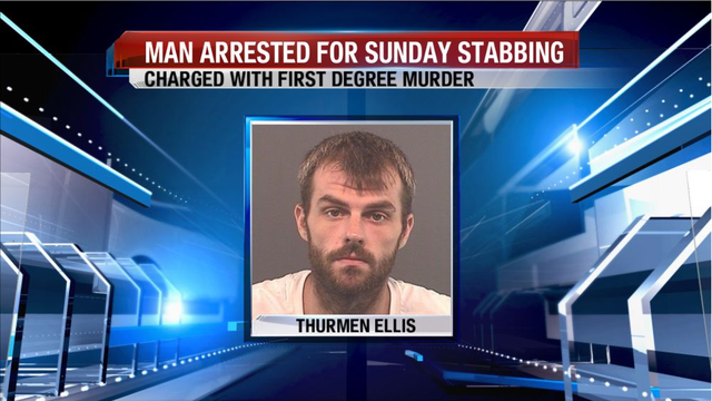 Suspect reportedly stabbed victim 20 times with a butter knife