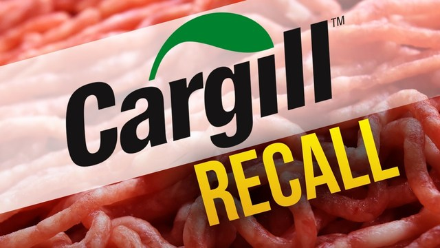 Cargill recalls over 132,000 pounds of ground beef after E. coli outbreak kills one, sickens 17