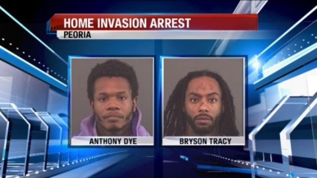 Suspects in custody for apparent home invasion