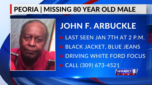 Missing 80-year-old man found dead