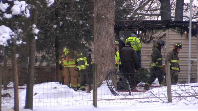 One man dead after morning fire in Germantown Hills