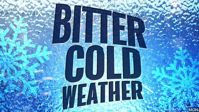 Coldest Temps Since 1983 to Hit Central Illinois This Week