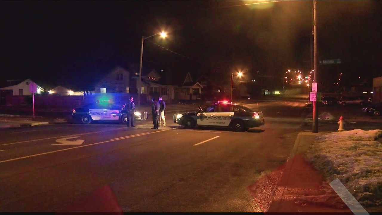 Woman hit by car in Peoria