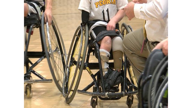 IHSA gives disabled children a chance to showcase their talents