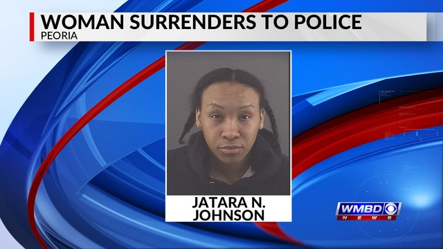Woman wanted for Charee Alexander's death turns herself in, indicted on two charges