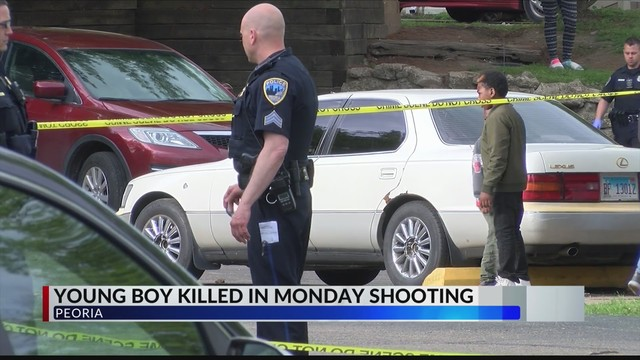PCAV, PPD canvassing for answers regarding shooting death of four-year-old boy