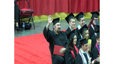 75 year-old returns and graduates from Bradley to complete Psychology degree