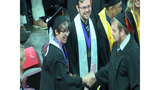 Less than a week after graduation, Bradley student heading to Microsoft
