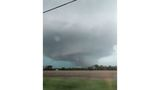 Tornado spotted in Fulton County, west of Lewistown